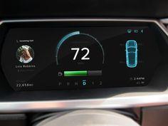 Daily UI 34 - Car Interface