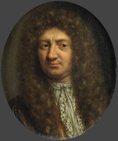 Frans van Mieris - Portret van een man