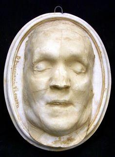William Makepeace Thackeray - Retronaut - Life / Death Masks
