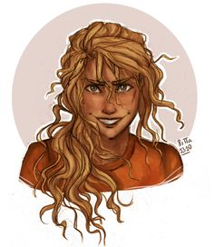 Annabeth.