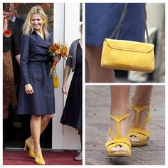 Queen Maxima 's style. #Padgram