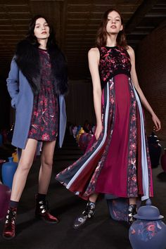 Tanya Taylor Fall 2017 Ready-to-Wear Collection Photos - Vogue