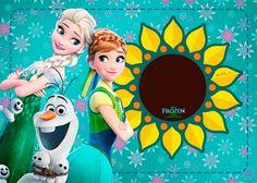 Convite Frozen Fever - Febre Congelante
