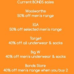Here's a list of all the #Bonds #sales on this week. Take your pick of where you want to shop.  Let me know if I've missed any