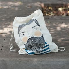 Depeapa bearded bag