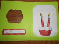MaKenna birthday - inside