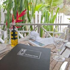 The Beach House Restaurant Grenada - LOVE this place. Pure romance.