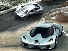 Bugatti Sport Car EB.LA Concept repinned by www.BlickeDeeler.de
