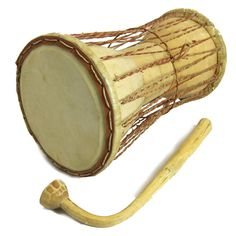 a talking drum