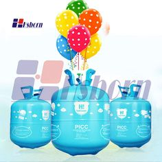 Helium gas tanks are mainly used for filling helium, has higher safety and operability.It is widely used for wedding, party and other activities to fill the balloon and toys to decorate.It is suitable for non-professional family and personal use. Helium Gas Cylinder, Helium Tank, The Balloon, Tanks, Fill, Balloons, Safety, Activities, Christmas Ornaments