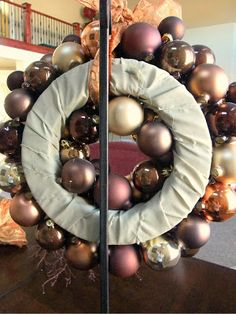 This wreath is beautiful~if I do say so myself. I made this wreath 2 years ago, but I really want to showcase how gorgeous it is, how well i...