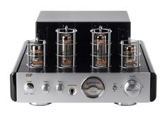 rogeriodemetrio.com: Amplifier Stereo Hybrid Tube Amp with Bluetooth