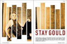 Teresa Wozniak magazine spreads - wowza