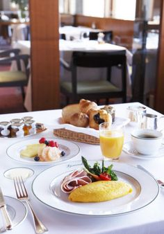 プロが教える おいしい東京のホテル朝食 トラベル NIKKEI STYLE