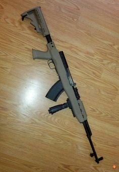 Updated SKS stock...reborn after 15 years