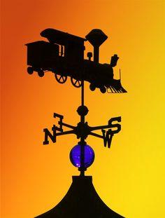 Train Vane
