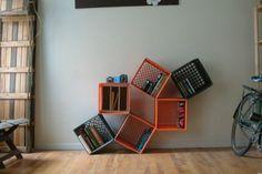 22 immagini incantevoli di cassette di plastica crates plastic e