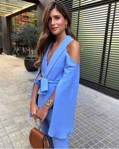 {Classy And Elegant Summer Outfits Fashion Mode, Look Fashion, High Fashion, Womens Fashion, Fashion Design, Feminine Fashion, Classy Outfits, Chic Outfits, Beautiful Outfits