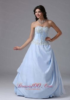 Blue Party Dresses at Burlington