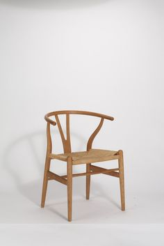 "Hans J. Wenger, ""Y"" Wishbone Chair Nr.24 (1950)"
