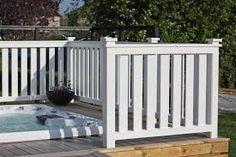 Bildresultat för altan staket
