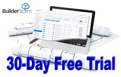 BuilderStorm's constructruion project management software provide 1 month free trial period.