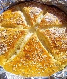 86842027_1039178456467313_7668632882595758080_n Greek Recipes, Desert Recipes, Greek Dishes, Aesthetic Food, Bread Baking, Cornbread, Bakery, Food And Drink, Cooking Recipes