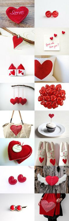 Only hearts by Corina Comarnitchi on Etsy--Pinned with TreasuryPin.com