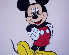 Mickey Mouse c/ 70 cm altura - Painel