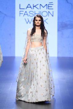 Payal Singhal | Lakmé Fashion Week winter/festive 2016 #PayalSinghal #LFWWF2016 #PM