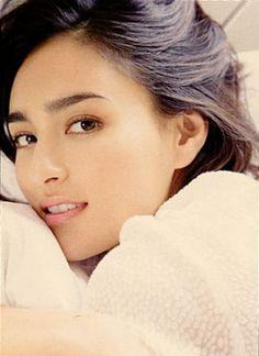 Beauty Book 2014 by Shiseido (Japanese Cosmetics company).   Model / Jun Hasegawa.