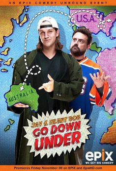 Jay and Silent Bob Go Down Under (2012)