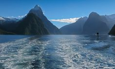 Milford Sound New Zealand by Pinnati Photography on 500px