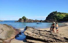 Praia da Ferradurinha - Búzios - Rio de Janeiro - Brasil