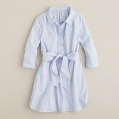 Big girl dress for a little one ♥ (J. Crew/Crewcuts)
