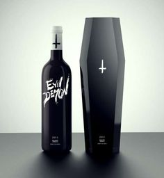 100 Uniquely Branded Beverages - From Personified Alcohol Packaging to Honeycomb Booze Branding (TOPLIST)