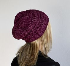 The Seeds & Purls Beanie has beautiful details. The seed stitch provides a delicate texture. Plus, a few bands of purls add subtle definition to highlight the texture. Even the crown decreases add a beautiful touch. It's made with ultra soft superwash merino wool for a cozy feel. This pattern is easy to knit up, and will make a great gift or addition to your wardrobe.
