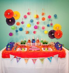 Tons of kids' birthday party ideas