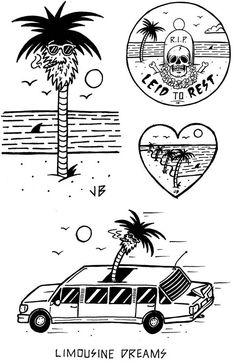 Various doodles