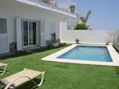 Swimming Pools For Small Yards | swimming pool designs small yards
