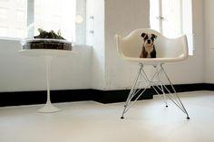 Eames + Saarinen