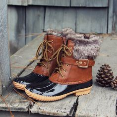 The+Alpine+Duck+Boots
