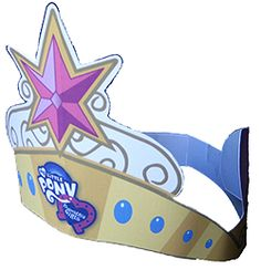 Order My Little Pony Equestria Girls directly from ShoutFactory.com and receive an exclusive Princess Twilight Sparkle crown! Only available while supplies last. #MLPEG