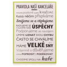 Modré plakáty | Favi.cz