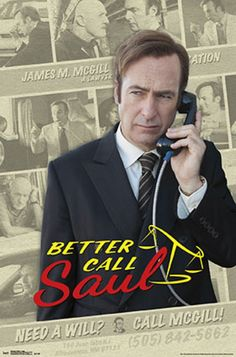 Better Call Saul - Collage Poster Print (22 x 34)