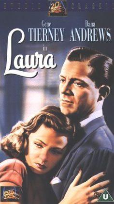 Laura - my favorite film noire.