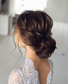 Bridal Hair Updo, Wedding Hair And Makeup, Wedding Hair Accessories, Boho Wedding Hair Updo, Long Hair Wedding Updos, Elegant Wedding Hair, Bridesmaid Accessories, Elegant Updo, Long Hair Wedding Styles