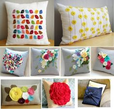 Sewing Ideas · Diy Decorating · Home Decor Pictures · Simple DIY Decorations  Picture