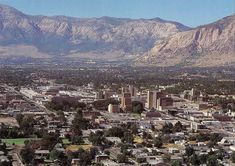 From baseball to dinosaurs, this town has lots to see and do. Ogden established 1845. Oldest town in Utah
