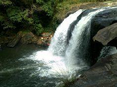 Cachoeira do Chuvisco - Santo Antônio do Rio Abaixo - Serra do Cipó, MG.